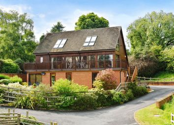 Thumbnail 5 bed detached house for sale in River Meadows, Hereford