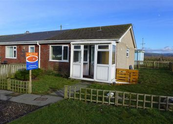 Thumbnail 2 bed bungalow for sale in Cae Gwylan, Borth, Ceredigion