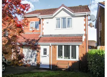 Thumbnail 3 bed detached house for sale in Criccieth Close, Llandudno