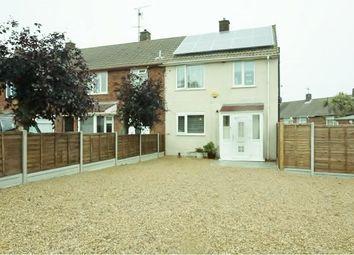 Thumbnail 3 bed semi-detached bungalow for sale in Derwent Way, Gillingham