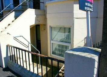 Thumbnail 1 bedroom flat to rent in Tideswell Road, Eastbourne
