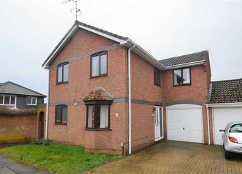 Thumbnail 4 bed link-detached house for sale in Evans Road, Willesborough, Ashford