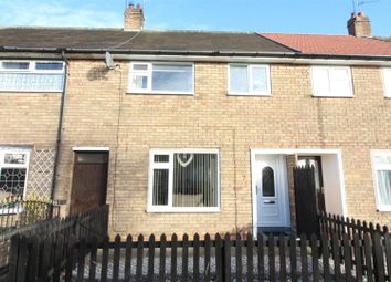 Thumbnail 3 bed terraced house for sale in Hawes Walk, Hull