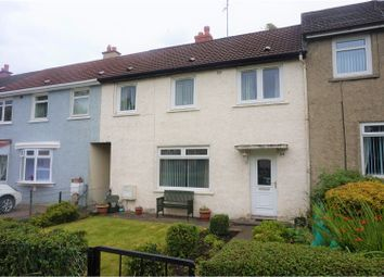 Thumbnail 3 bed terraced house for sale in Alloway Drive, Glasgow