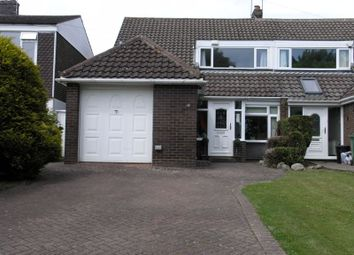 Thumbnail 3 bed semi-detached house for sale in Blakedown Road, Halesowen