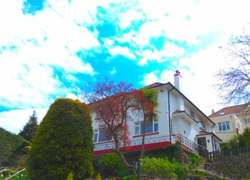 Thumbnail 4 bed detached house for sale in Hookhills Grove, Paignton