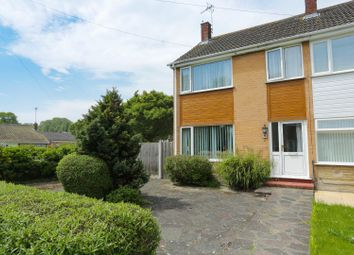 Thumbnail 3 bed semi-detached house for sale in Priory Close, Broadstairs