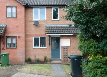 Thumbnail 2 bed terraced house to rent in Palm Close, Wymondham