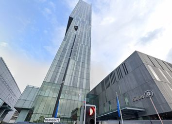Thumbnail Flat to rent in Beetham Tower, Manchester