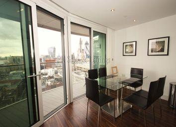 Thumbnail 3 bed flat to rent in Altitude Tower, Aldgate, London