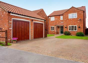 Thumbnail 4 bed detached house for sale in Debdhill Road, Misterton, Doncaster