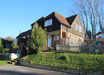 Thumbnail 4 bed semi-detached house to rent in Ladham Lane, Goudhurst, Kent