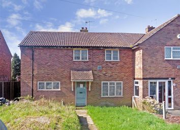 Thumbnail 3 bed semi-detached house for sale in The Crescent, Horley, Surrey