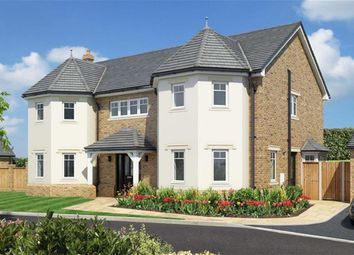 Thumbnail 5 bedroom detached house for sale in Plot 5 Henlle Ridge, Chirk Road, Henlle, Oswestry, Shropshire