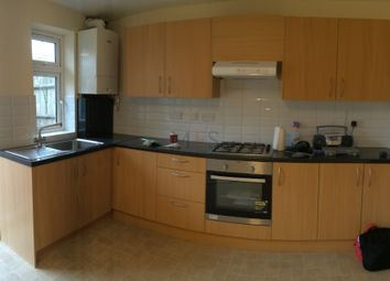 Thumbnail 4 bed terraced house to rent in Marlborough Road, Southall