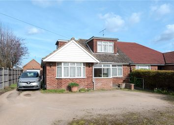 Thumbnail 4 bed semi-detached bungalow for sale in St. Michaels Avenue, Fairlands, Guildford