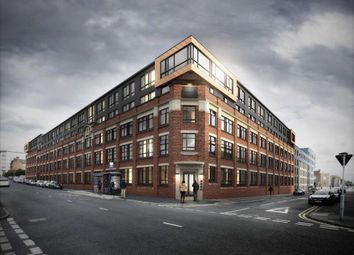 Thumbnail 1 bedroom flat for sale in Drapery House, Fabrick Square, Birmingham