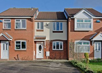 Thumbnail 2 bedroom terraced house for sale in Rembrandt Close, Heath Hayes, Cannock