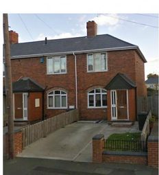 Thumbnail 2 bedroom end terrace house to rent in Luce Road, Wolverhampton, West Midlands