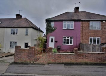 Thumbnail 3 bed semi-detached house to rent in Cedar Road, Strood, Kent