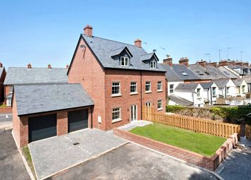 Thumbnail 4 bed semi-detached house for sale in Mill Street, Ottery St Mary, Devon