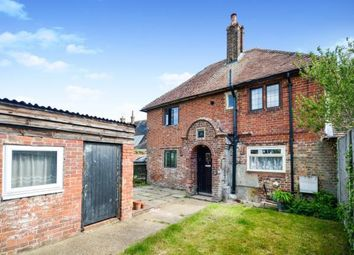 Thumbnail 3 bed detached house for sale in Forge Cottage, The Street, Great Chart, Ashford