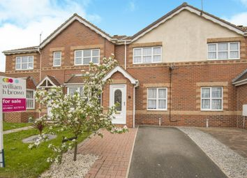 Thumbnail 2 bedroom terraced house for sale in Navigation Way, Victoria Dock, Hull