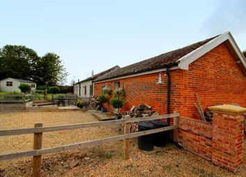 Thumbnail 3 bed barn conversion to rent in Chequers Lane, Saham Toney, Watton