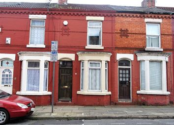Thumbnail 2 bedroom terraced house to rent in Hanwell Street, Anfield, Liverpool