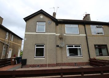Thumbnail 2 bed flat for sale in 39 Abbots Road, Grangemouth