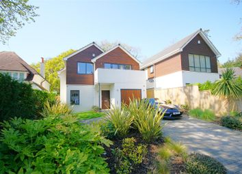 Thumbnail 4 bedroom detached house for sale in Brownsea View Avenue, Lilliput, Poole