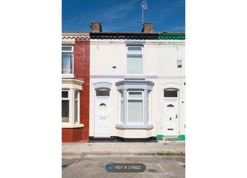 Thumbnail 2 bed terraced house to rent in Jesmond Street, Wavertree