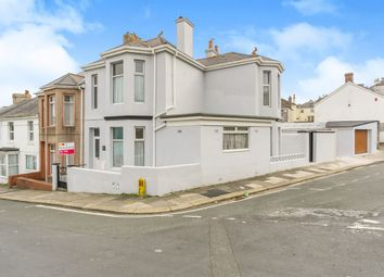 Thumbnail 3 bed end terrace house for sale in West Hill Road, Mutley, Plymouth