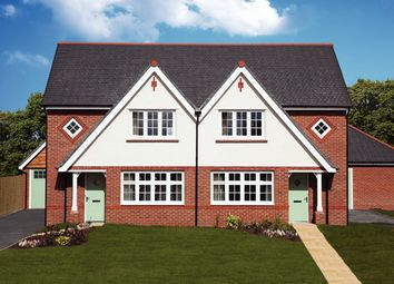 Thumbnail 3 bedroom semi-detached house for sale in The Hedgerows, Wigan Road, Leyland, Lancashire