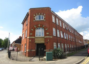 Thumbnail 3 bedroom flat for sale in Northampton Road, Wellingborough