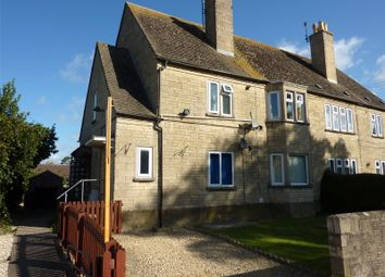 Thumbnail 2 bed maisonette to rent in St Georges Avenue, Kings Stanley, Stonehouse, Gloucestershire