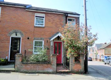 Thumbnail 3 bed end terrace house to rent in Normandy Road, St Albans