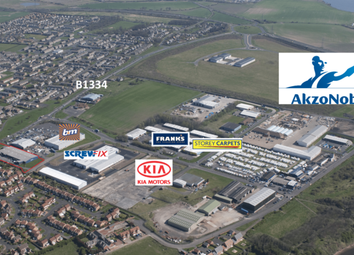 Thumbnail Industrial to let in North Seaton Industrial Estate, Ashington