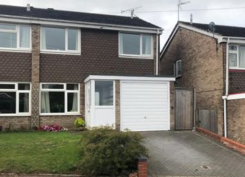 Thumbnail 3 bed semi-detached house for sale in Bridgeacre Gardens, Binley, Coventry