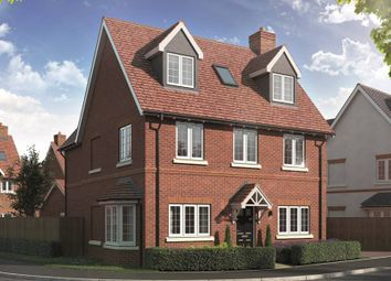 """4 bed detached house for sale in """"The Oatvale"""" at Nosworthy Way, Mongewell, Wallingford OX10"""