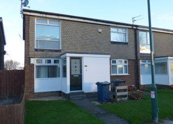 Thumbnail 2 bed flat for sale in Lichfield Way, Jarrow