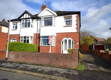 Thumbnail 3 bed semi-detached house for sale in Rathbone Avenue, May Bank, Newcastle-Under-Lyme