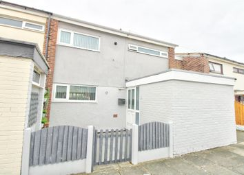 Thumbnail 4 bed terraced house for sale in Proctor Court, Netherton, Merseyside