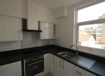 Thumbnail 1 bed flat to rent in Granby Street, Leicester