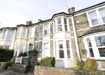 Thumbnail 2 bed terraced house to rent in Lawn Road, Bristol