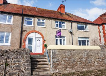 Thumbnail 2 bed terraced house for sale in Marine Terrace, Llandudno