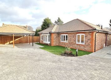 Thumbnail 2 bedroom semi-detached bungalow for sale in St. Cuthberts Lane, Locks Heath, Southampton