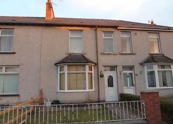 Thumbnail 3 bed terraced house to rent in Penmaen Avenue, Oakdale, Blackwood