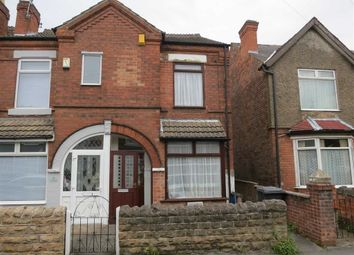 Thumbnail 2 bed semi-detached house for sale in Mayfield Road, Carlton, Nottingham