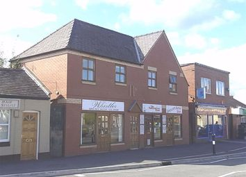 Thumbnail 1 bedroom flat to rent in Flat 1, The Cross, Gobowen, Oswestry, Shropshire
